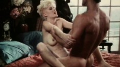 Lois Ayres invites Buck Adams to eat out and pound her aching snatch