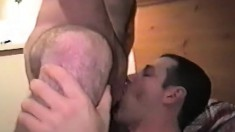 Bruno Barz meets up with a twink for some hard ass banging action