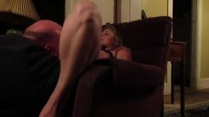 Caught orgasm of my mom Great hidden cam