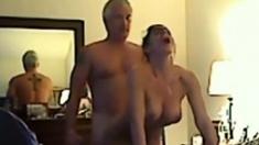 amateur couple hidden cam