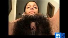 The Hairy Monster