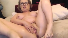 Hot Mature with Big Tits Squirting Wet Orgasm Ejaculation