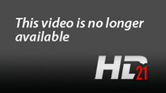 Adorable blonde lesbians use big dildos to stretch each other's asses